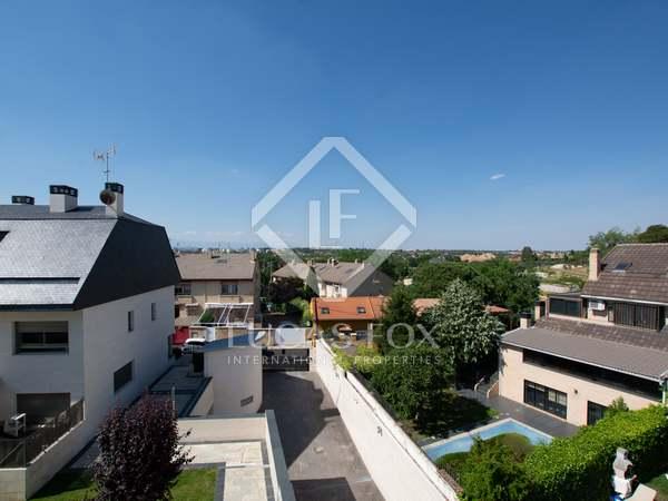 296m² Haus / Villa mit 180m² garten zur Miete in Pozuelo
