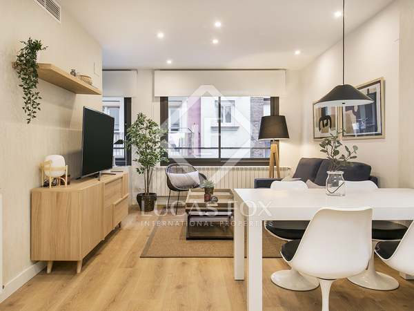 New 45 m² apartment for rent in Barceloneta