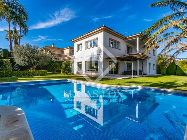 Casa / Vila de 724m² à venda em Alella, Barcelona