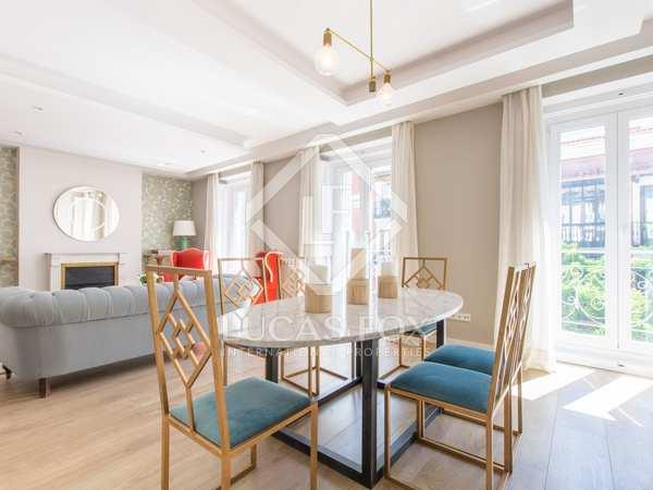 211 m² apartment for sale in Recoletos, Madrid