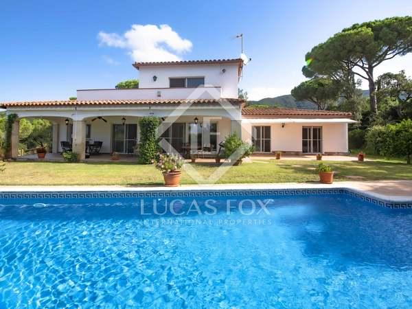 Huis / Villa van 437m² te koop in Platja d'Aro, Costa Brava