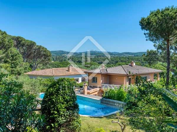 Casa / Villa de 430m² en venta en Llafranc / Calella / Tamariu