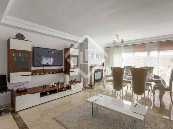 Terraced house for sale in Playa de la Patacona, Valencia