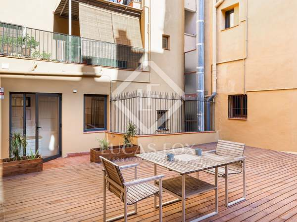 60m² Apartment with 55m² terrace for sale in El Raval