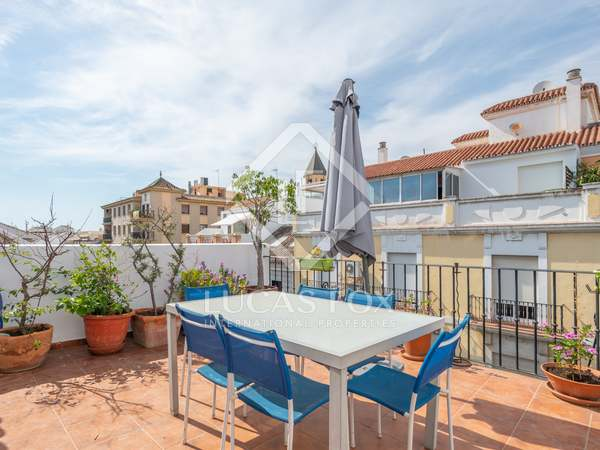 110m² Apartment for sale in Centro / Malagueta, Málaga