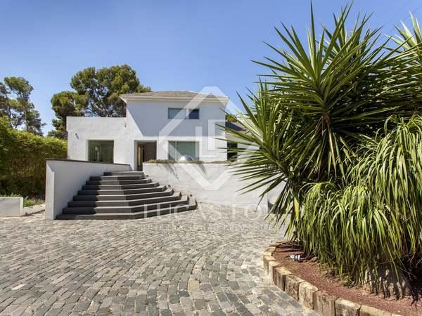 Casa de 775m² con piscina en venta en Santa Bárbara, Rocafort