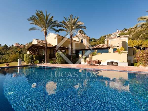 Huis / Villa van 456m² te koop in La Zagaleta