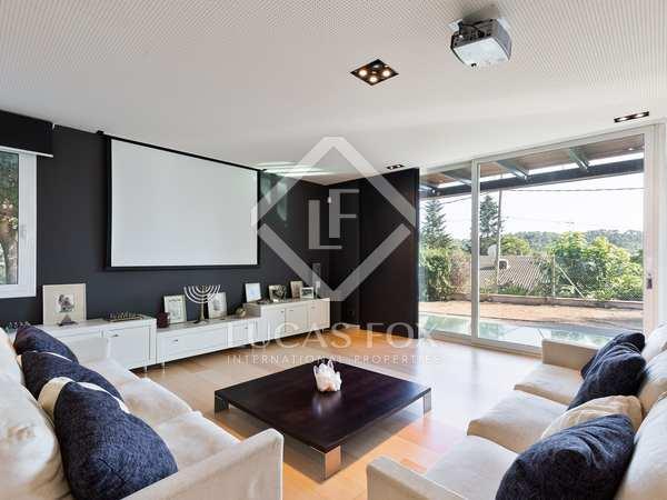 Huis / Villa van 400m² te koop in Sant Cugat, Barcelona