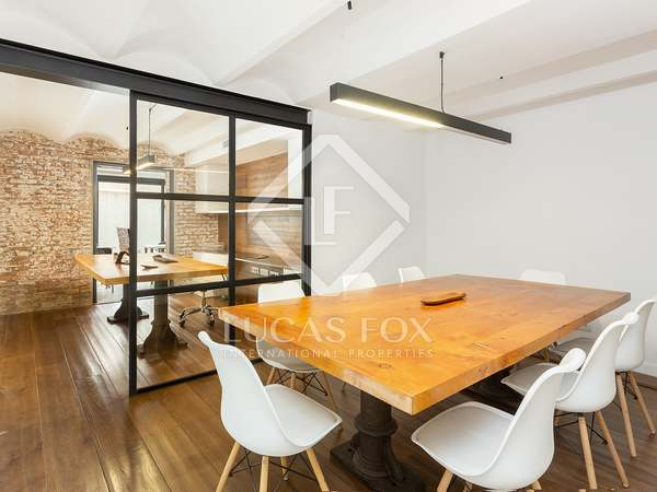 99m² Loft with 6m² terrace for sale in Turó Park, Barcelona