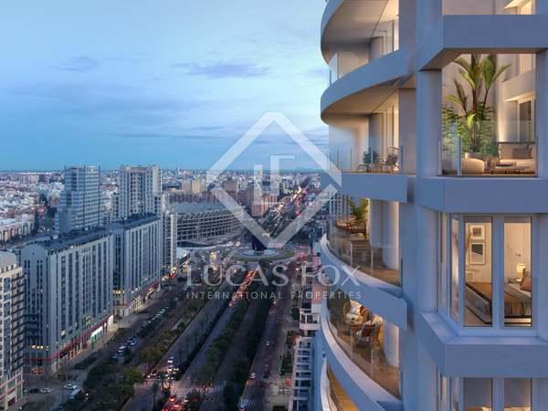 352m² Dachwohnung mit 59m² terrasse zum Verkauf in Palacio de Congresos