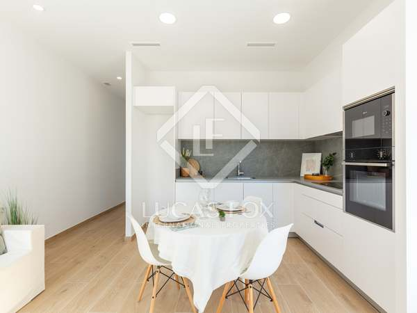 102m² apartment with 21m² terrace for sale in Mataro