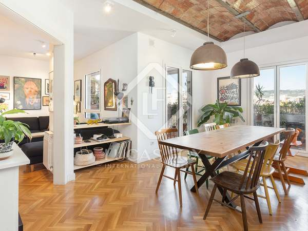 131m² Penthouse with 13m² terrace for sale in Sant Antoni