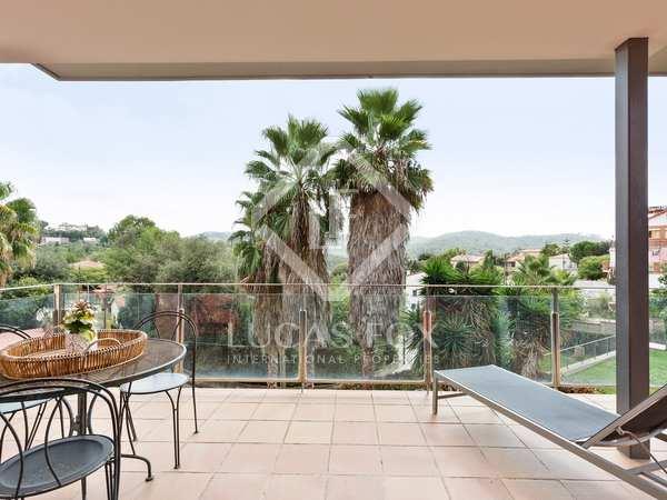 huis / villa van 235m² te huur in La Floresta, Barcelona