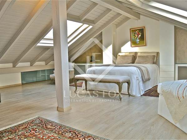 Exclusive penthouse duplex for sale in Ordino, Andorra
