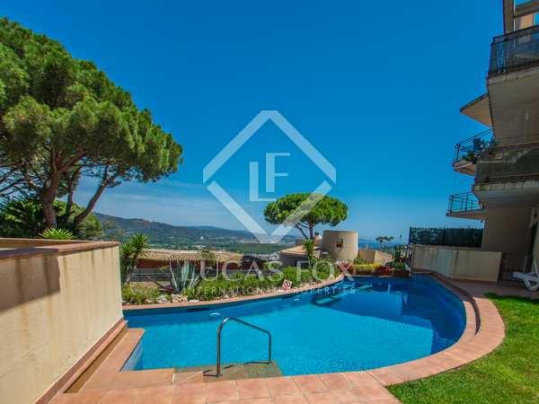 111m² Apartment with 8m² terrace for sale in Sant Feliu de Guíxols - Punta Brava