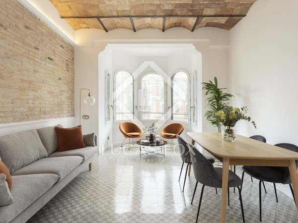 103m² apartment for sale in Eixample Right, Barcelona