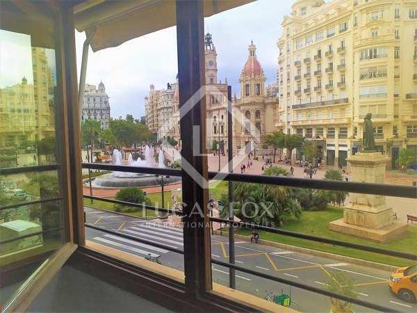 kantoor van 180m² te huur in Sant Francesc, Valencia