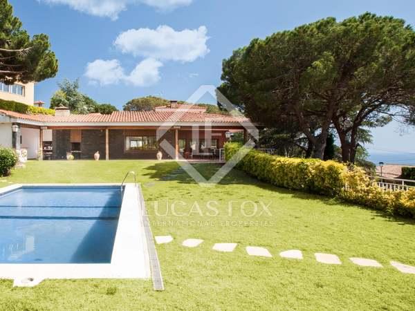 856m² Haus / Villa zur Miete in Cabrils, Maresme