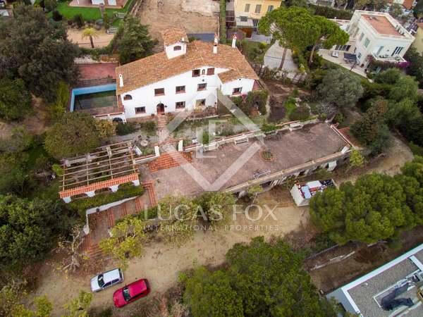 Maison de campagne de 486m² a vendre à El Masnou, Maresme