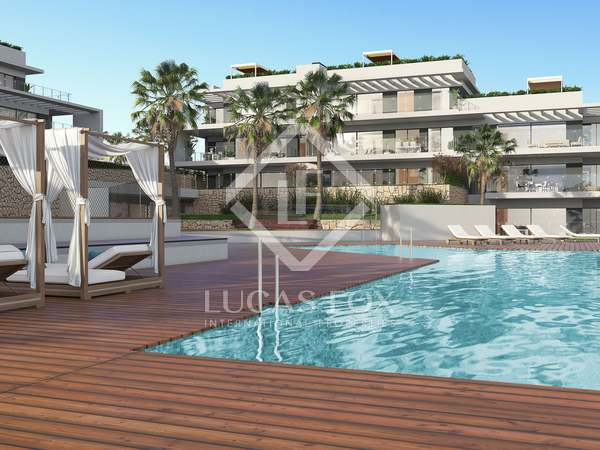 124m² Apartment with 21m² terrace for sale in East Málaga