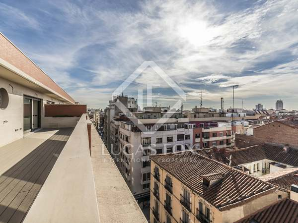 100m² Penthouse for rent in Trafalgar, Madrid