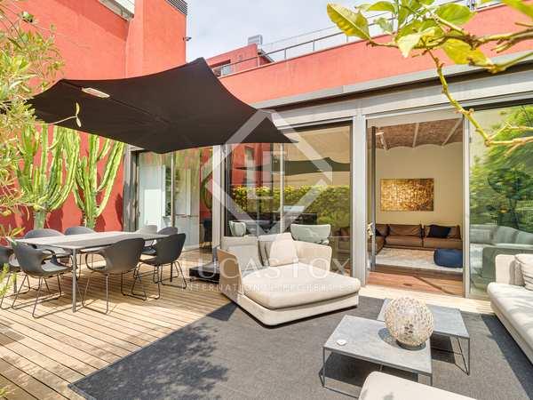 penthouse van 185m² te koop met 106m² terras in El Born