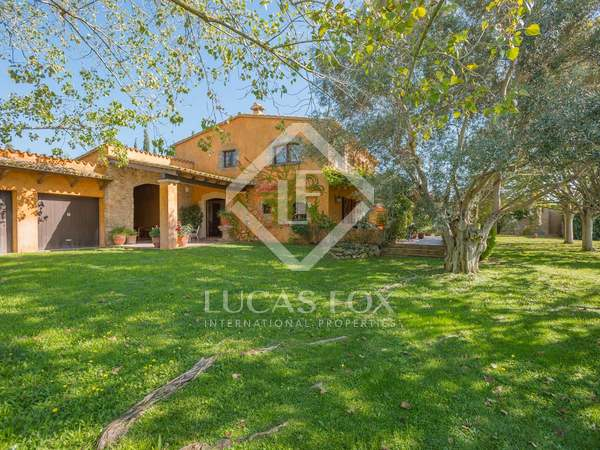 Country house for sale in Portalada, Costa Brava