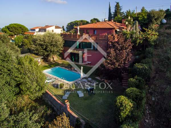 390 m² house for rent in Alella, Maresme
