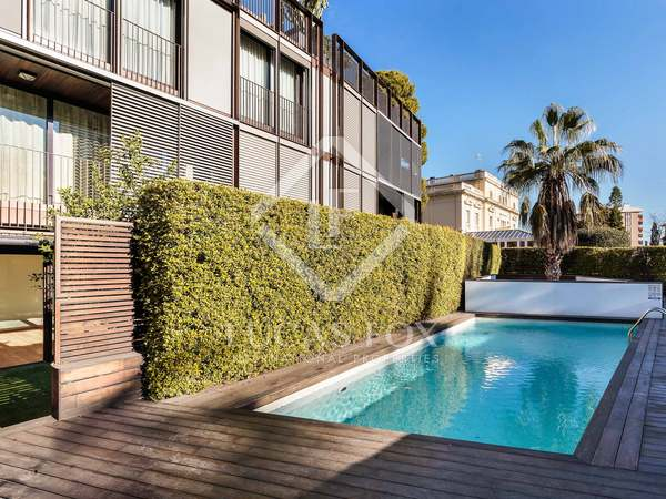 Fantastic renovated duplex for sale in Pedralbes, Barcelona