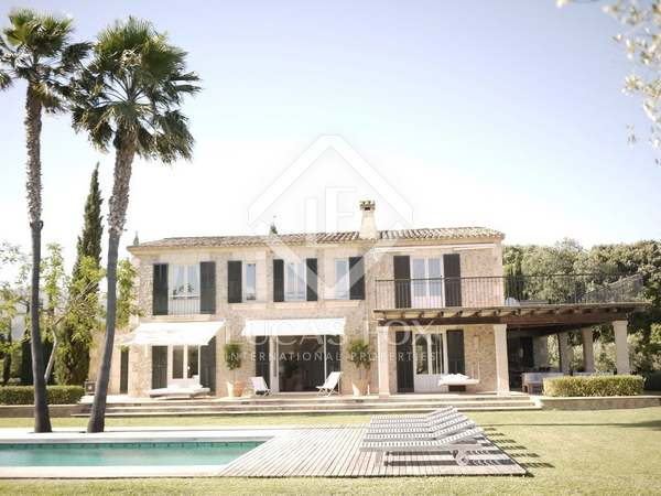 4-bedroom house for sale close to Pollensa in Mallorca