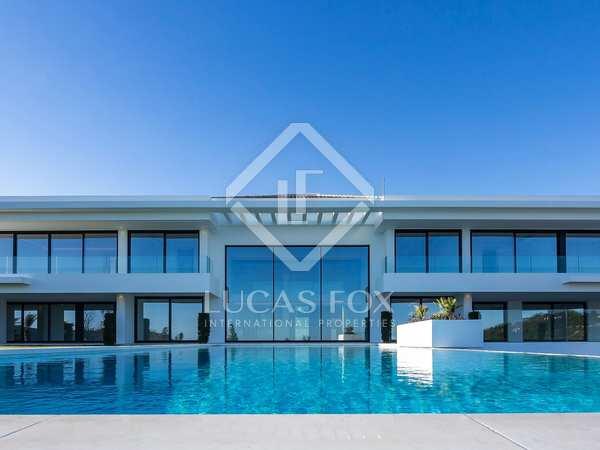 在 La Zagaleta, Costa del Sol 1,833m² 出售 豪宅/别墅 包括 398m² 露台