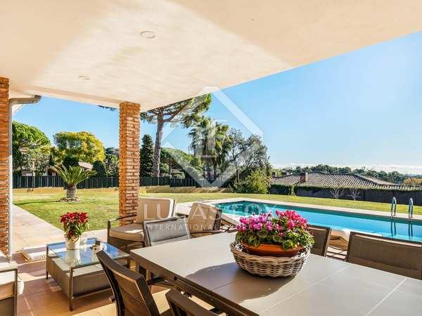 Casa / Villa de 349m² en venta en Sant Andreu de Llavaneres