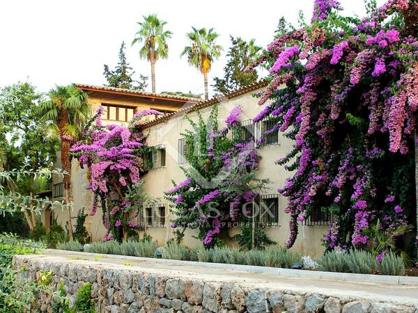 Property for short term rental in North West Mallorca