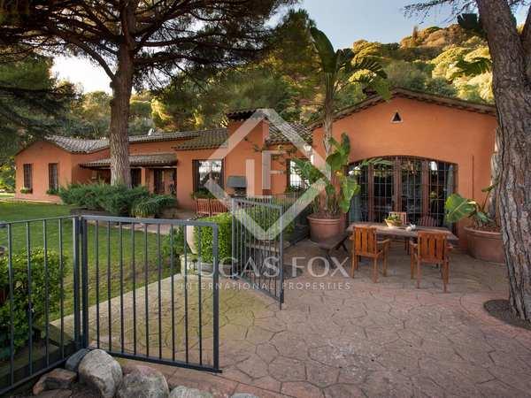 Casa en venta en Cabrera de Mar, la costa de Barcelona