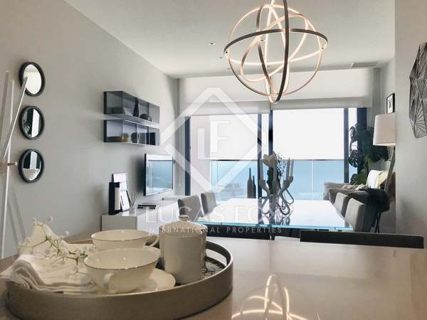 90m² Apartment with 21m² terrace for sale in Alicante ciudad