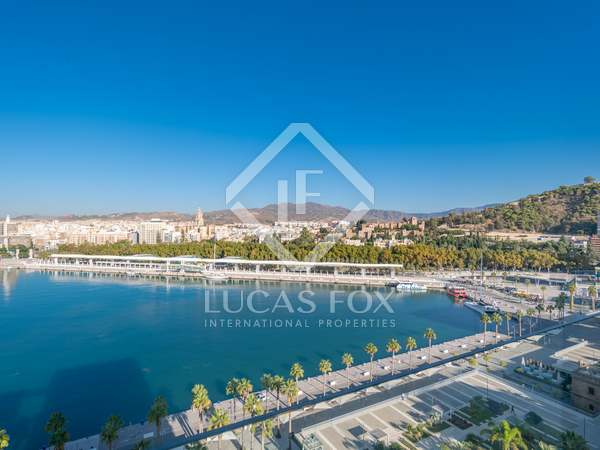Pis de 167m² en venda a Centro / Malagueta, Màlaga