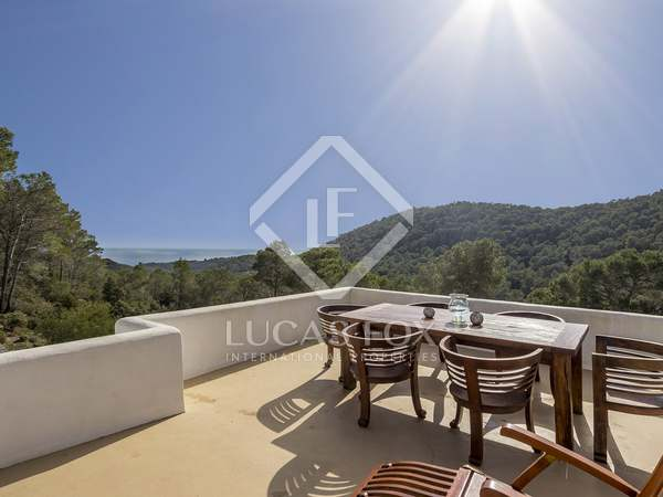 在 Santa Eulalia, 伊比萨 491m² 出售 豪宅/别墅 包括 45m² 露台