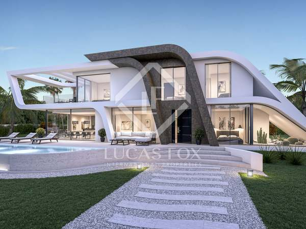 258m² House / Villa with 104m² terrace for sale in Jávea