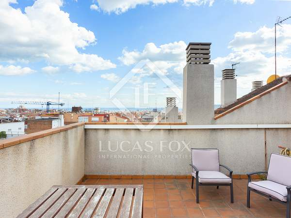 311m² House / Villa with 37m² terrace for sale in El Putxet