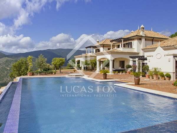 Exclusive 5-bedroom villa for sale in La Zagaleta, Marbella