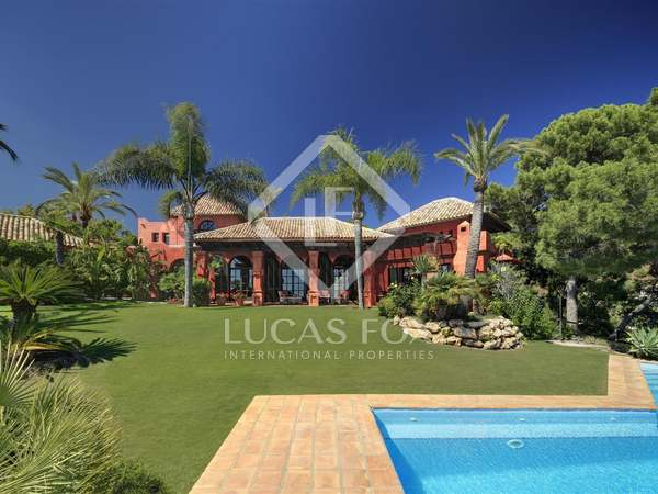 Huis / Villa van 1,051m² te koop met 210m² terras in La Zagaleta