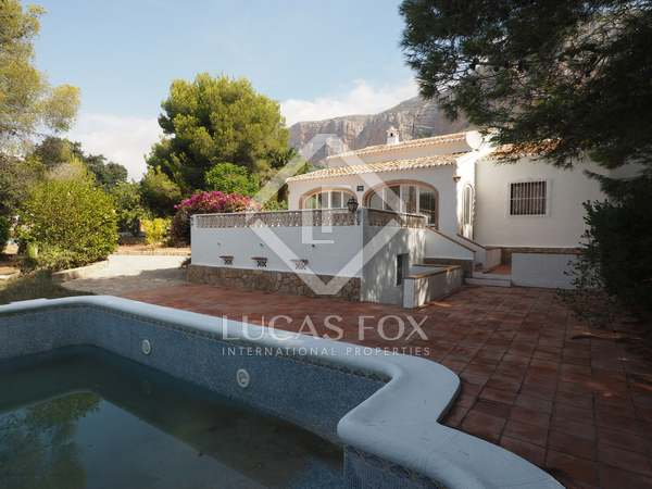 203m² House / Villa for sale in Jávea, Costa Blanca