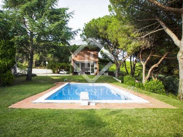 5-bedroom family house for sale in Cabrera de Mar