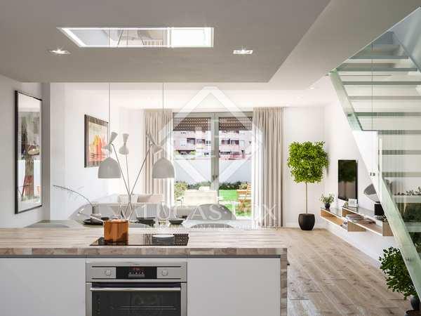 Appartement de 110m² a vendre à Sants avec 80m² terrasse