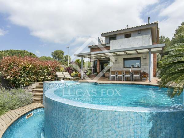 347m² House / Villa with 300m² garden for rent in Sant Just