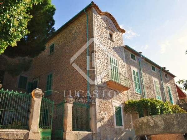 Country house for sale near to Deia, North West Mallorca.