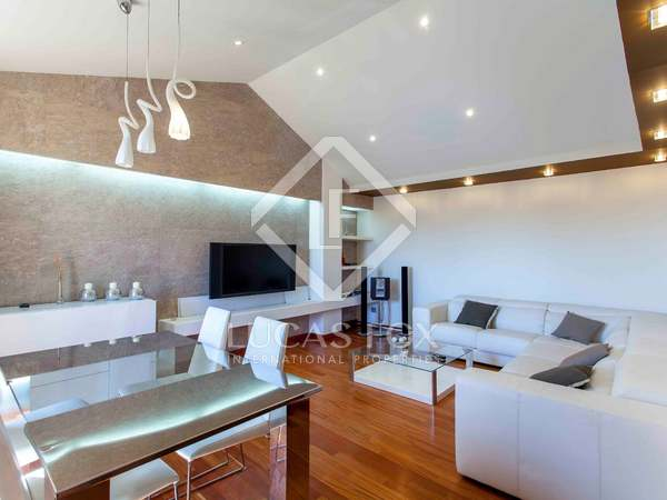 Ático de 144 m² con terraza de 36 m² en alquiler en La Seu