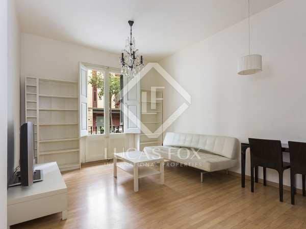 Appartement van 84m² te koop met 54m² terras in Eixample Links