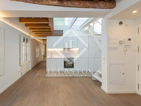 Ático de 76m² con 30m² terraza en venta en Gótico