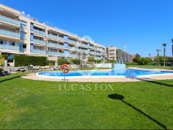 168m² Apartment for sale in Cubelles, Barcelona